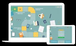 skillcards - memory e-learning