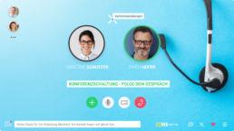 eLearning Konferenzschaltung