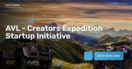 AVL Startup Initiative Creators Expedition