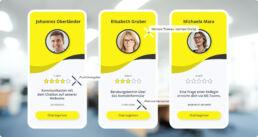 eLearning Dialogue Simulation