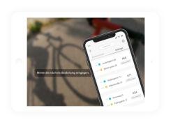 Jobsimulation e-Learning Lieferservice Übersicht