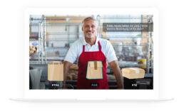 e-Learning Jobsimulation Restaurant