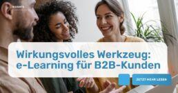 e-Learning für B2B-Kunden