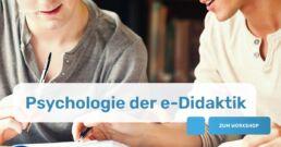 Psychologie der e-Didaktik