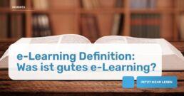 eLearning Definition